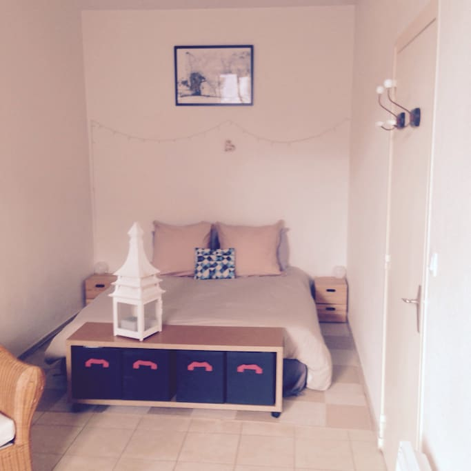 Nice Room for 2 people central Lyon