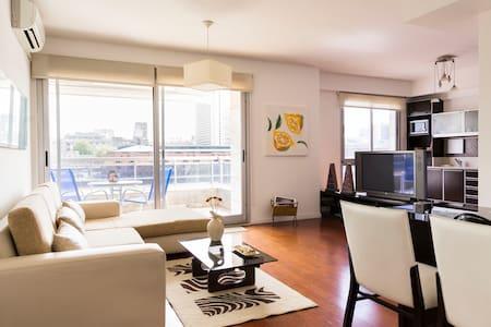 LUXURY, DESIGN + NICE VIEW P MADERO - Buenos Aires - Apartment