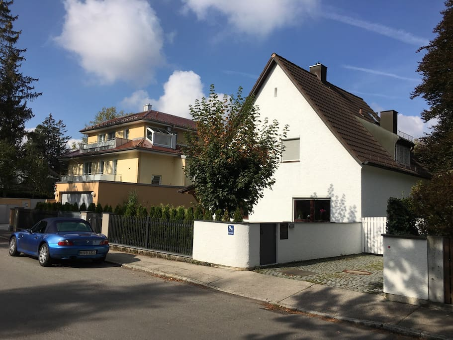 Very nice room houses for rent in m nchen bayern germany for Big houses in germany