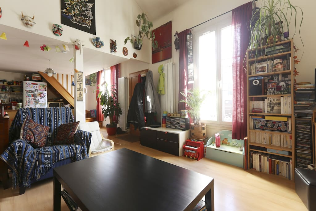 Maison familiale 80m2 proche paris houses for rent in for Acheter maison campagne proche paris