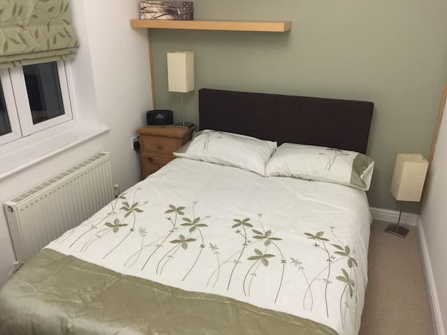 South Facing, Warm Double room. - Banbury - Hus