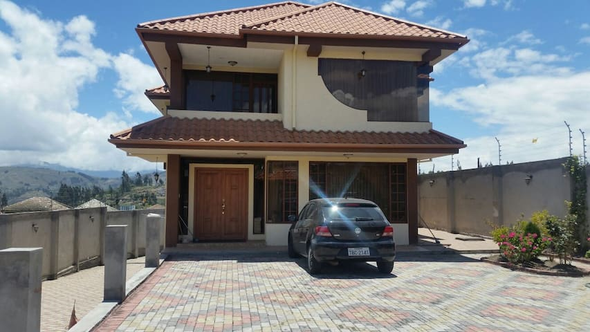 Beautiful newly constructed House - Ambato - Dům