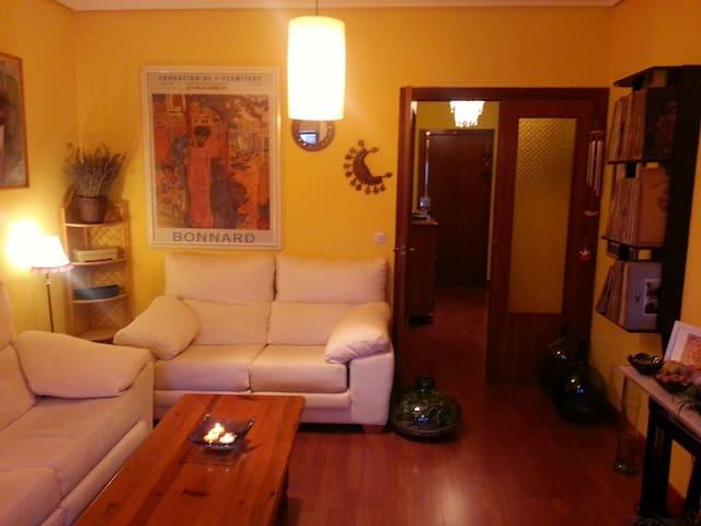 Céntrico, acogedor,silencioso,wifi - Albacete - Apartamento