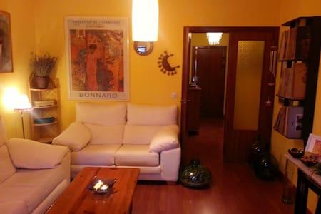 Céntrico, acogedor,silencioso,wifi - Albacete - Apartemen