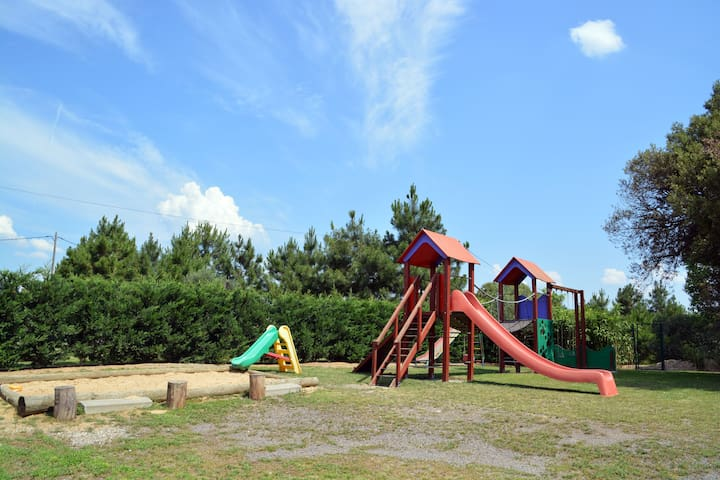 Casa de campo ideal para niños - Aiguaviva