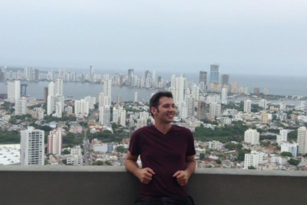 Come visit us in beautiful Cartagena!