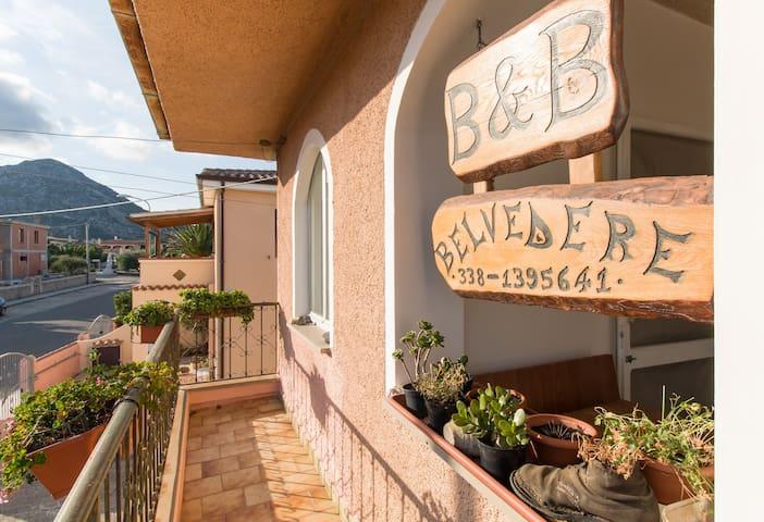 B&B Belvedere - Orosei - Bed & Breakfast