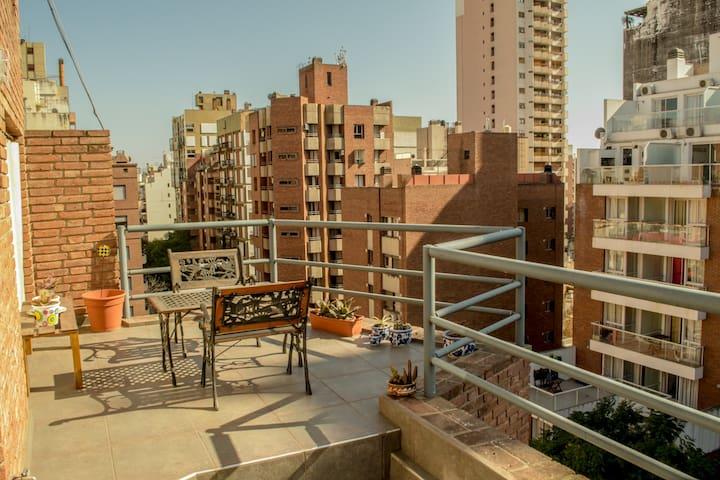 Habitación Privada en Nueva Córdoba - Córdoba - อพาร์ทเมนท์