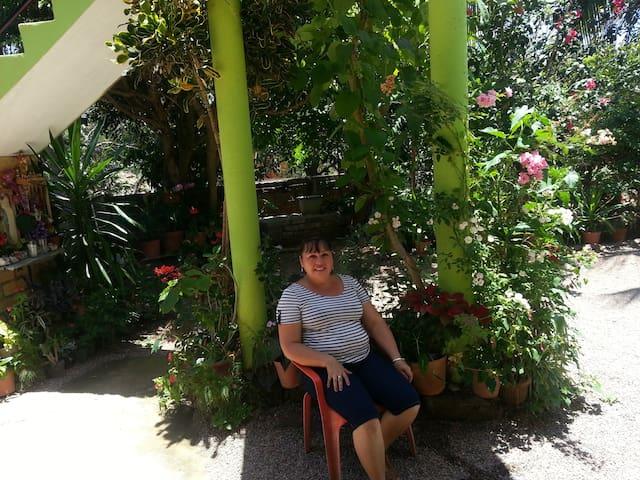Casa Estrella Unit#2 - Las Varas - Lejlighed