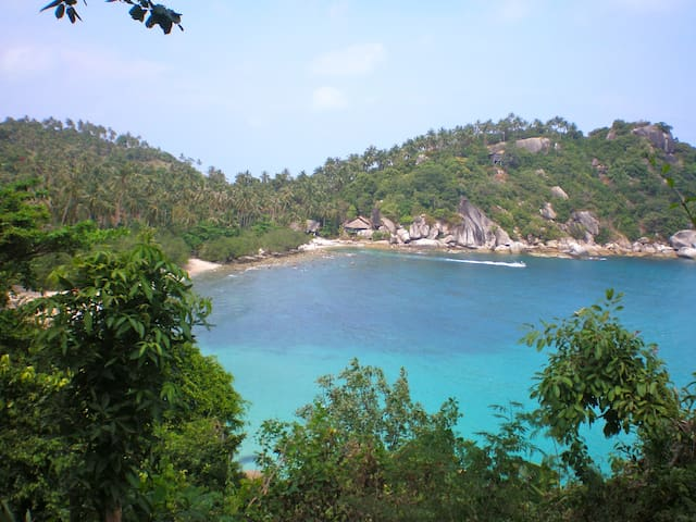 Unique nature spot, HAD TIEN BAY! - Ko Pha-ngan - Hut