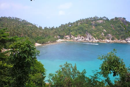 Unique nature spot, HAD TIEN BAY! - Ko Pha-ngan - Kunyhó