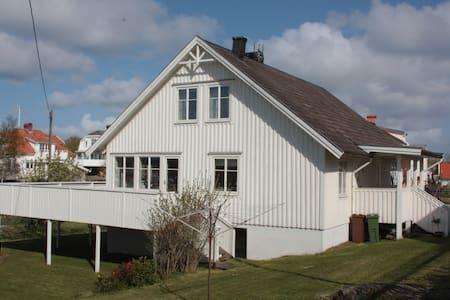 Göteborgs skärgård, Bohuslän - Öckerö - 小木屋