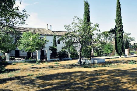 Authentic Andalusian farmhouse!!! - Huis
