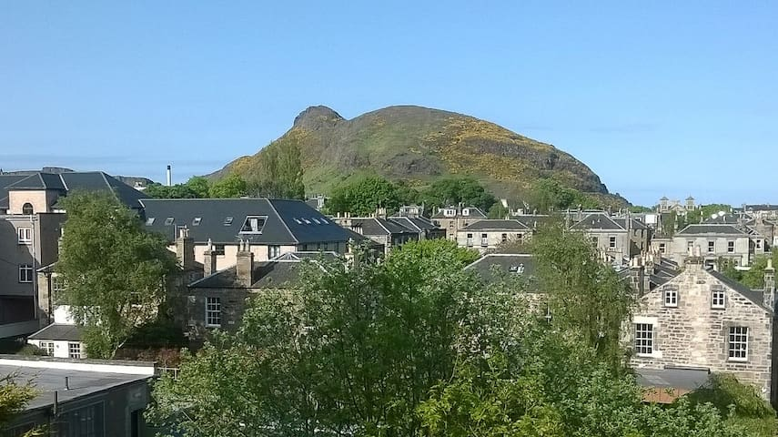 Edinburgh Festival Large 2 bedroom flat Newington