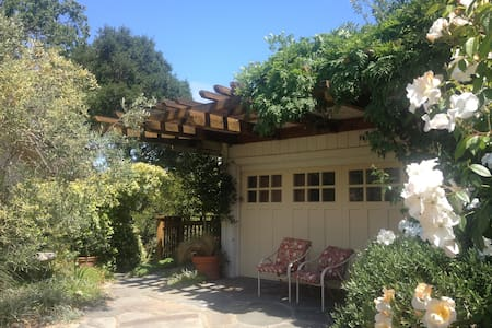 Cozy poolside in-law in Larkspur, 20min. to SF - Larkspur - Haus