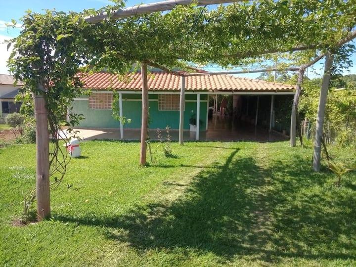 Rancho Pimenta na Beira Lago Corumbá IV- Alexânia