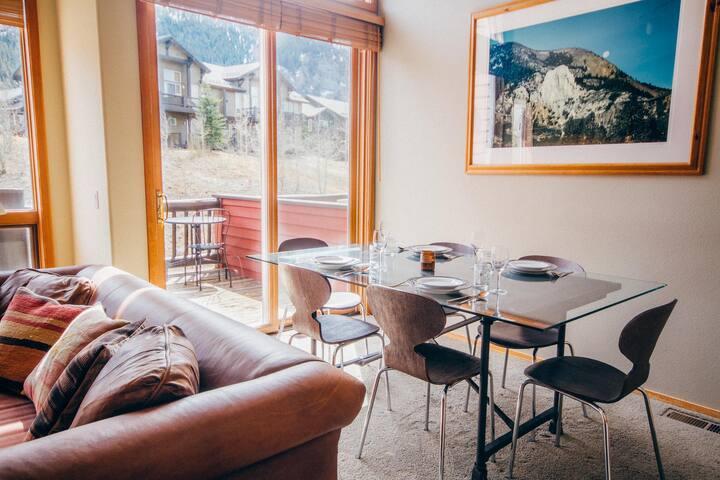 Snowcreek V #950,2 Bedroom, 2 Bath  - Mammoth Lakes - Hus