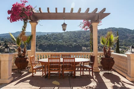 Villa Jenadel: Room with Lake View - Los Altos Hills