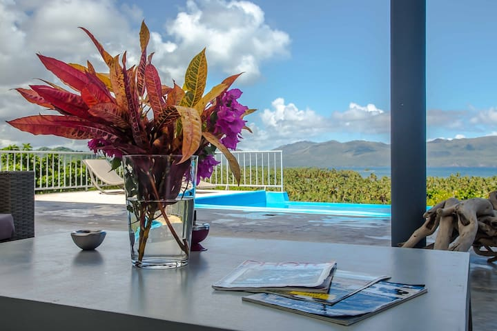 Your  Ocean view villa - Las Galeras - Villa
