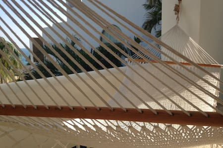 Oceanfront Suite, Huatulco Mexico (Camino Real)