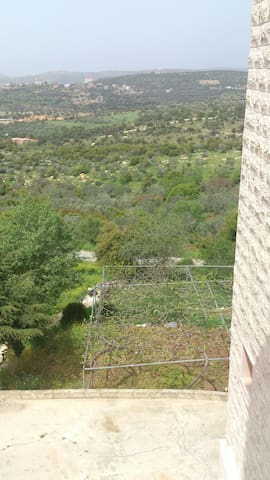 Great location in  heart of nature - Nabatieh - Rumah