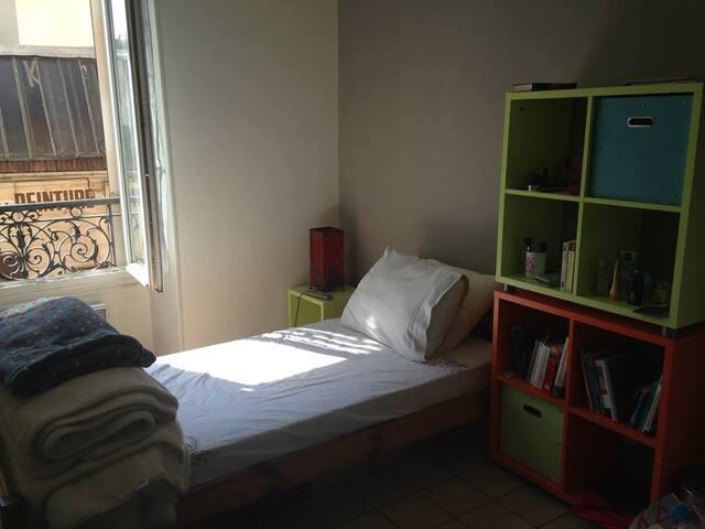 studio de 23m carré proche centre - Grenoble - Apartment