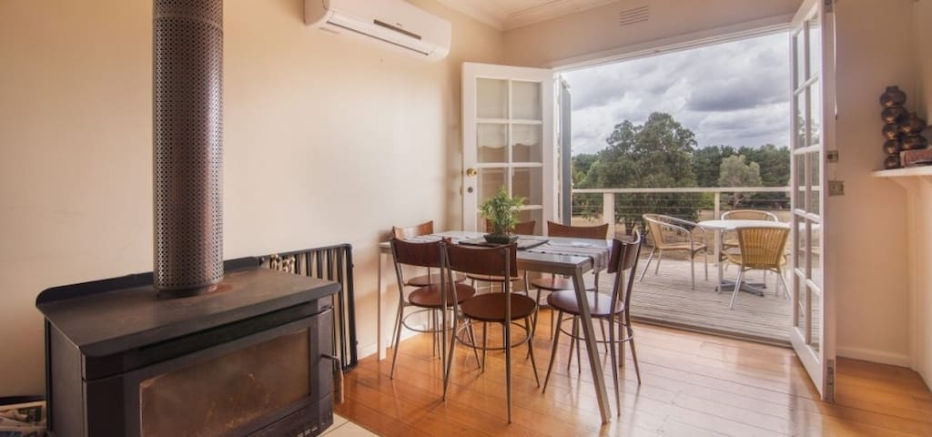 Middle Springs lodge - Cosy Country - Tooborac - House