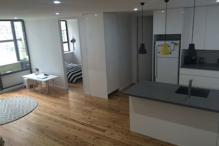 Newly renovated modern apartment!