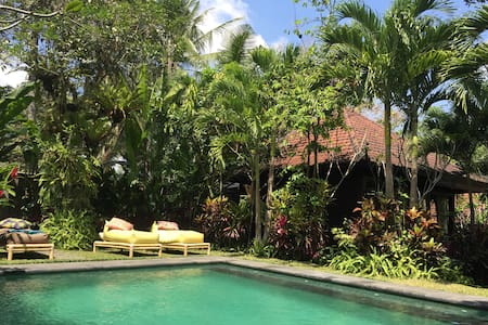 Spacious Bali bungalow - Tabanan - Inap sarapan