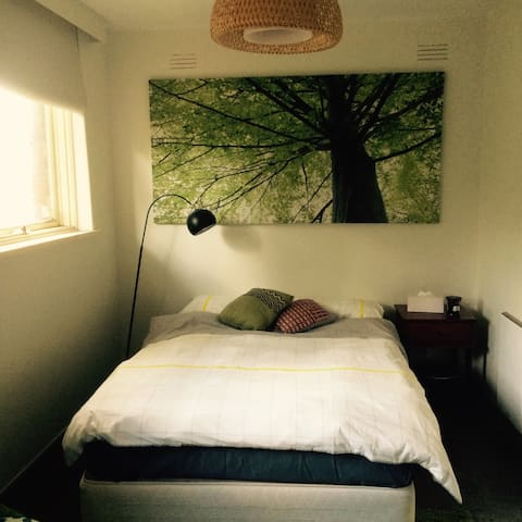 all you need in a great location - Ascot Vale - Apartamento