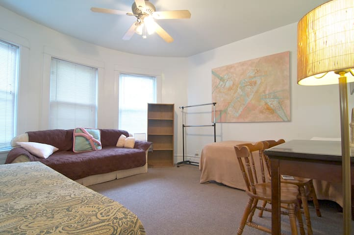 V Peaceful Accommodations, Chicago - Oak Park - Rumah