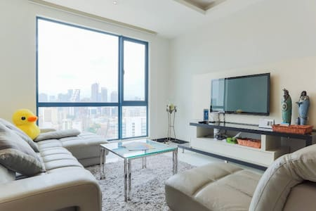 Penthouse Home in City Centre - Куала-Лумпур - Квартира