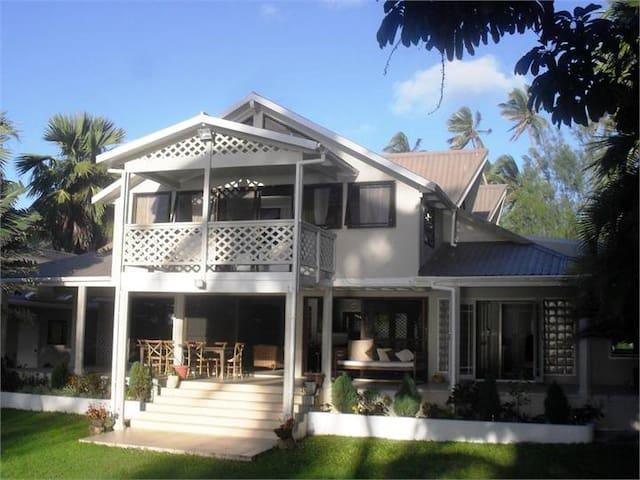 Onu Bay Holiday House - Arorangi District - House