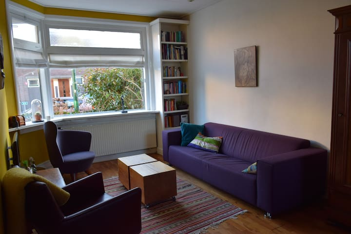 Charming and tidy home in Woerden