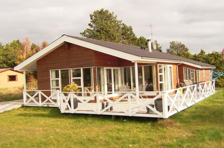 Luxury holiday home with breathtaki - Ebeltoft - Casa