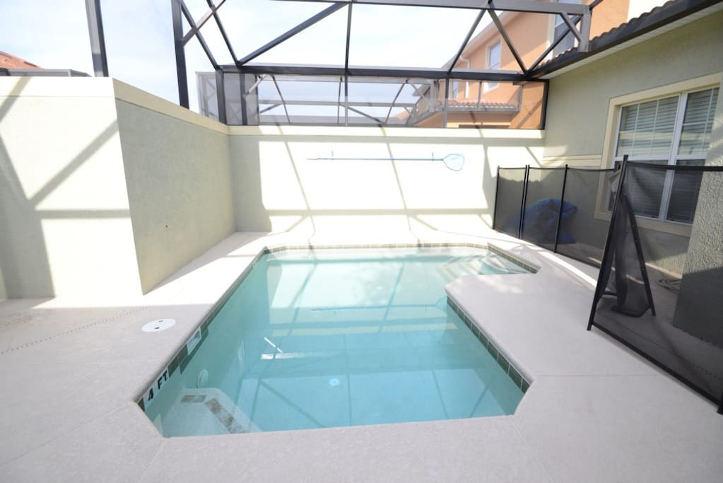 Townhome with it's own pool!