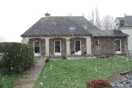 flo - Saint-Mathurin-sur-Loire - Huoneisto