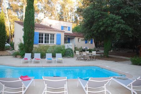 Villa provençale  avec piscine - Lorgues