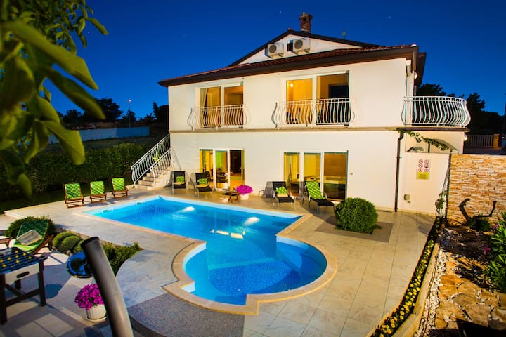Villa Lavanda, luxurious with pool - Kanfanar - Villa