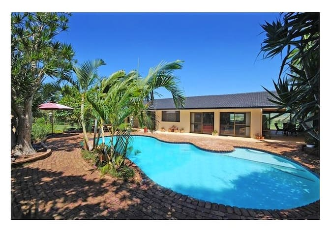 Country retreat close to Byron Bay. - Ewingsdale - Lägenhet