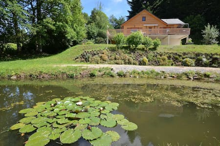 Woodlands, Le Poncheral Treignac - Bed & Breakfast