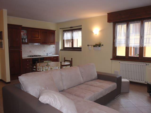Appartamento spazioso e accogliente - Castione della Presolana - อพาร์ทเมนท์