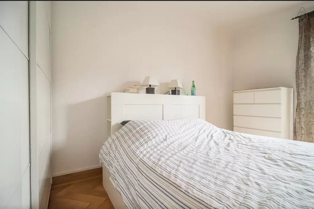 Bedroom for renting