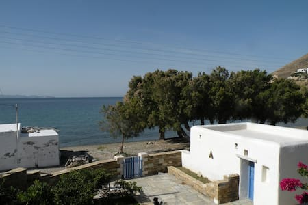 Beautiful house infront of the sea! - Tinos - Casa
