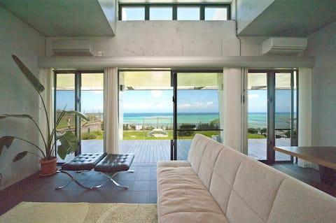 Google - Luxo com vista para o mar ONNA 5 quartos, 3 banheiros B