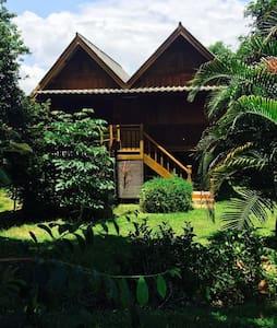 Uncle Otto  House (บ้านหมวดอ๊อด) - Tambon Pang Mu - Dům