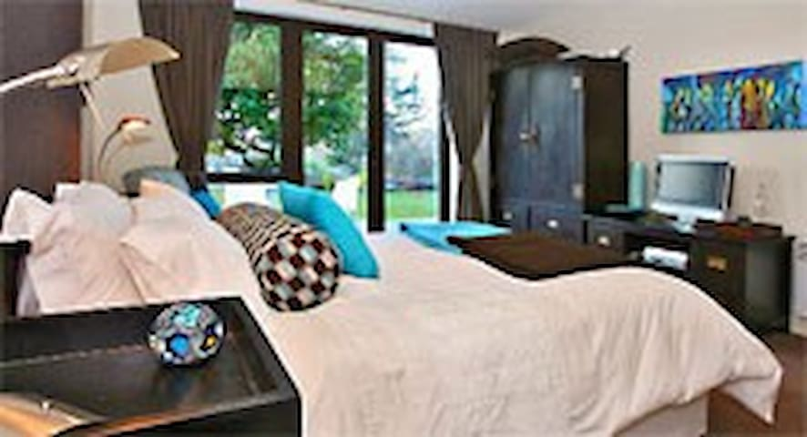 Luxury Queen Room  - Cardrona, Wanaka