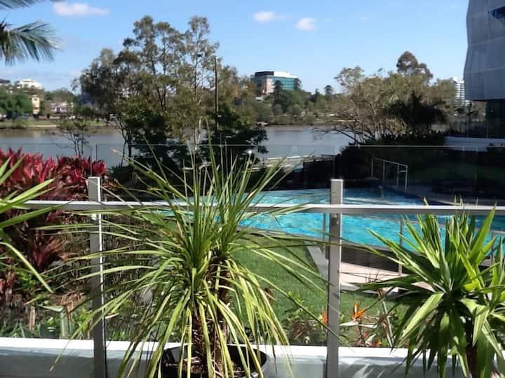 Absolute luxury riverside living in inner Brisbane
