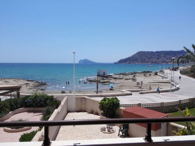 Luxury apartment closest to beach with swmg-pool - Calpe - Apartment