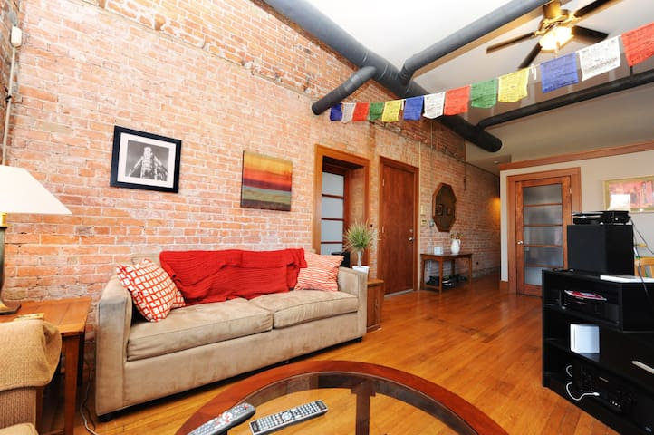 Private Bed and Bath in Woodbridge - Detroit - Loft